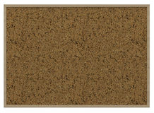 Empty blank cork board Royalty Free Stock Image