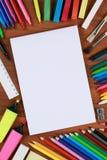 Empty blank notebook royalty free stock photos