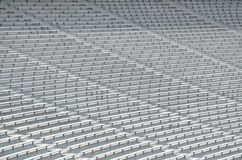 Empty Bleachers Royalty Free Stock Image