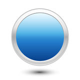 Empty Button Royalty Free Stock Images