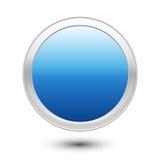 Empty Button stock illustration
