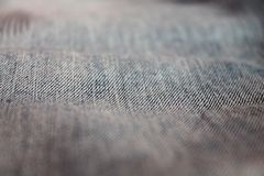 Jean Texture. Empty Blue Jean Texture Design royalty free stock image