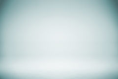 Empty Blue White Studio Backdrop,abstract, gradient grey background,vintage color royalty free stock photos