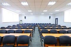 Empty boardroom Stock Photography