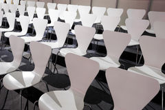 Empty boardroom Royalty Free Stock Photography