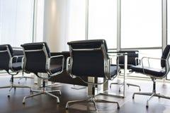 Empty Boardroom royalty free stock image