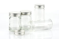 Empty bottle Royalty Free Stock Photography