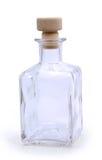 Empty bottle Stock Photo