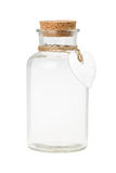Empty bottle Stock Photography