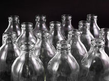 Empty Bottles Royalty Free Stock Image