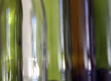 Empty Bottles Stock Photos