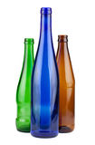 Empty bottles Royalty Free Stock Photography