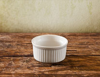 Empty bowl Stock Images