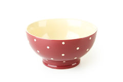 Empty bowl Royalty Free Stock Images