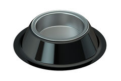 Empty Bowl for pets Royalty Free Stock Images