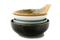 Empty bowl Royalty Free Stock Photos