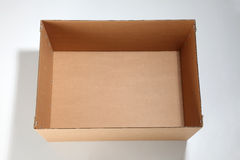 Empty box Royalty Free Stock Images