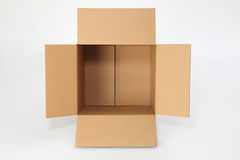 Empty box Royalty Free Stock Photo