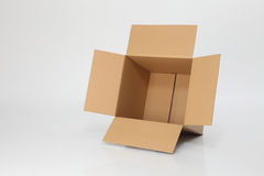 Empty box Stock Photo