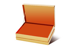 Empty box Stock Photography