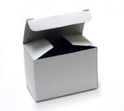 Empty box. Empty white box Royalty Free Stock Photo
