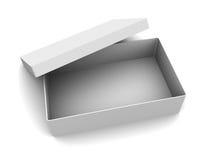 Empty box Royalty Free Stock Photos