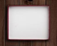 Empty box Stock Image