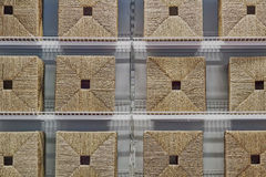 Empty boxes Royalty Free Stock Images