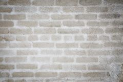 Gray plastered wall Stock Photo