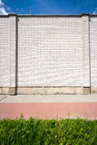 Empty brick wall Royalty Free Stock Photos