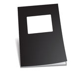 Empty brochure Royalty Free Stock Photography