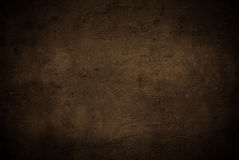 Empty brown concrete surface texture Stock Photography