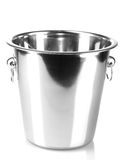 Empty bucket for champagne Royalty Free Stock Photography