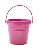 Empty bucket Royalty Free Stock Photos