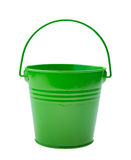Empty bucket Stock Photos
