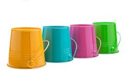 Empty bucket Royalty Free Stock Photos