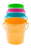 Empty bucket Royalty Free Stock Images
