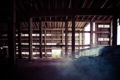 Empty Building during Daytime Stock Images
