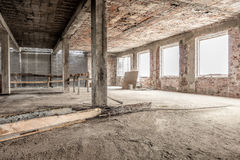 Empty building Royalty Free Stock Photography
