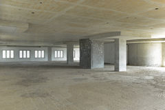 Empty building Royalty Free Stock Photos