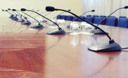 Empty business , conference hall Stock Image