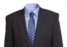 Empty business suit Royalty Free Stock Images