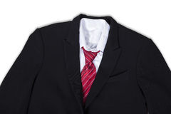 Empty business suit concept Royalty Free Stock Image