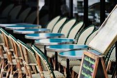 Empty cafe Stock Photos