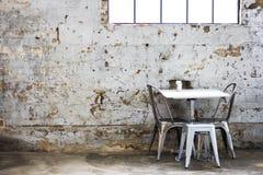 Empty cafe Stock Image