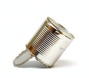 Empty can Stock Image
