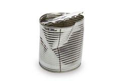 Empty can Stock Images