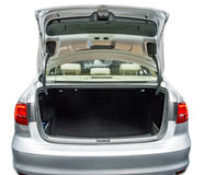 Empty car boot Royalty Free Stock Photography