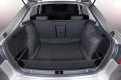 Empty car trunk Stock Photos