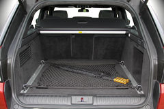 Empty car trunk Royalty Free Stock Photography